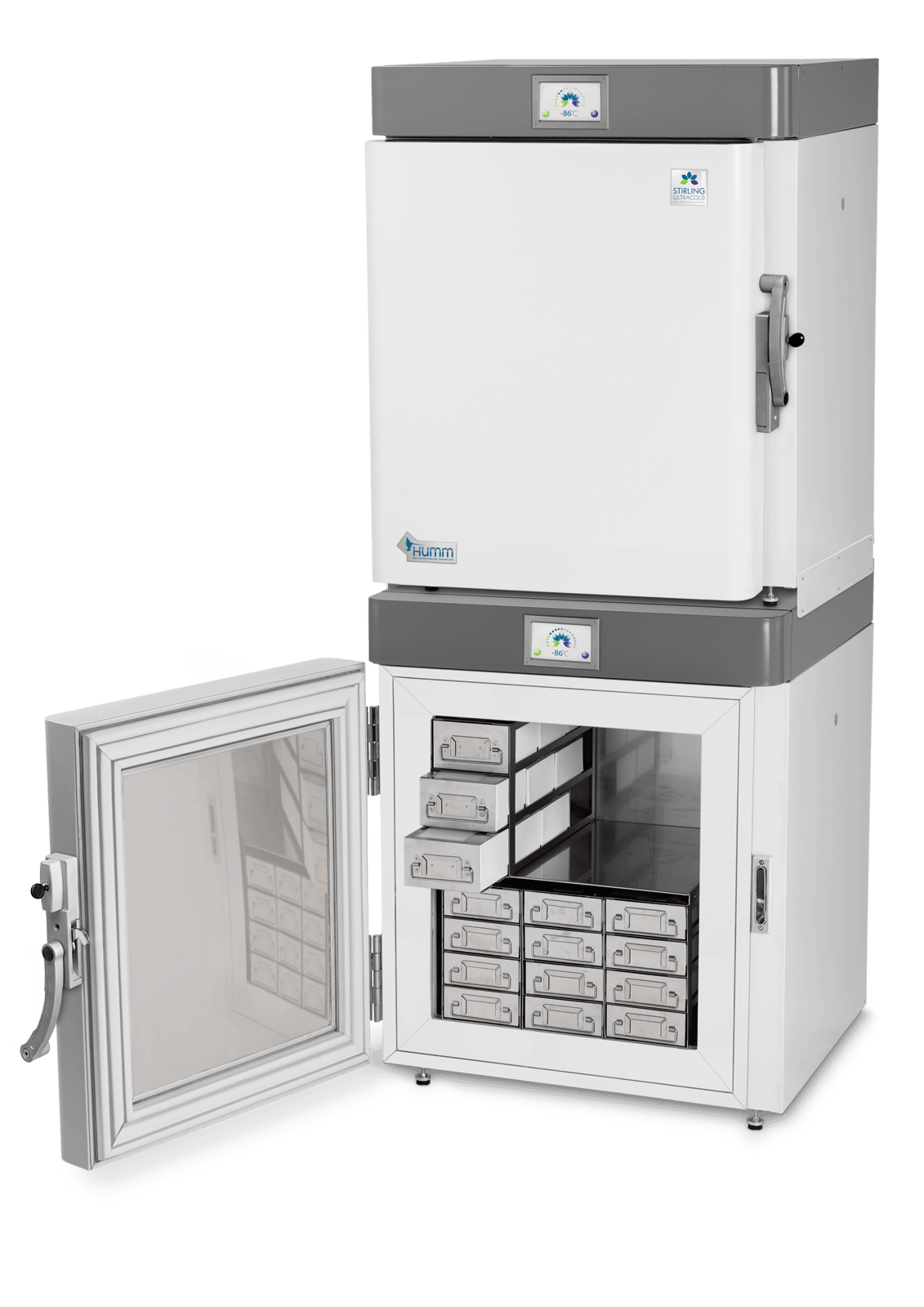 Stirling Ultracold Compact Ultra-Low Freezer SU105UE